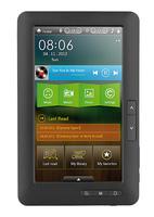 "eLyricon eBook-Reader & Mediaplayer EBX-720.Touch, 7""/17,8 cm Farb-TFT"