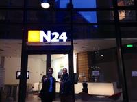 GMPVC-Medienpartner N24 steigt bei firma.de ein