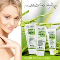 LOGONA Silicium VEGETAL - für straffe und feste Haut