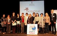 Qualität in Kindertagesstätten: KitaStar 2013 verliehen