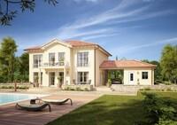 Neuentwicklung von Kern-Haus: Stadtvilla Aurelio