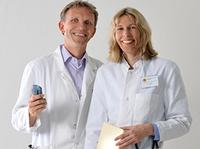 Neueste Behandlungsmethoden und viele Weiterbildungen für Funktionsbereichsleiter