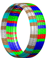 hyperMILL zeigt Profil - OPEN MIND bietet CAM-Modul für Reifenindustrie