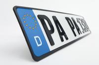 Innovation aus Niederbayern: Das 3D-Kennzeichen setzt neue Qualitätsstandards
