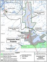 Brades investiert 5 Mio. $ für bis zu 50%  Anteil an Fissions Clearwater West Gebiet