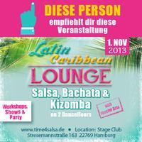 Latin Caribbean Lounge: Tanzworkshops & Shows in Hamburg