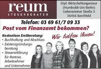 Lohnsteuerausgleich 2008, 2009, 2010, 2011, 2012