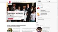 Euroweb Stiftung startet neue Website und neue Spendenprojekte