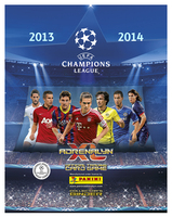Panini sorgt für Adrenalyn-Stoß in der UEFA Champions League