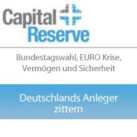 Bundestagswahl, EURO Krise, Vermögen und Sicherheit