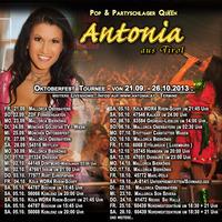 Antonia aus Tirol-120.000 Besucher bei Oktoberfest Tournee