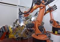 KUKA Systems mit Technologie Knowhow auf der Schweisstec
