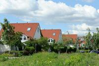 Eigenheimbau am Rande Berlins günstig wie noch nie, Bauzinsen noch auf Rekordtief