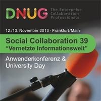 dataglobal zeigt Mail-Archivierung für Notes auf der DNUG Fachtagung