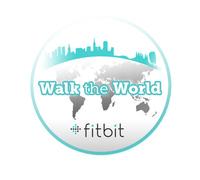 Fitbit startet Walk the World