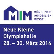 MÜNCHNER IMMOBILIEN MESSE 2014: Nur noch wenige Ausstellerflächen verfügbar