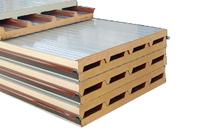 Die Firma heinl bauelemente bietet eine große Auswahl an Sandwichplatten