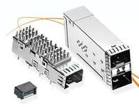 Premier Farnell vertreibt zSFP+ von TE Connectivity