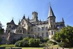 Schloss Marienburg über TV-Serie in aller Welt