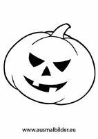 Gratis Ausmalbilder für Halloween