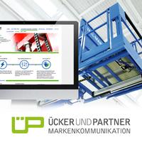 Homepage-Relaunch für die Büchele Anwendungstechnik Lackieranlagen GmbH: moderner Look, besseres Handling