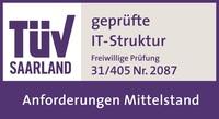 IT-TÜV-Plakette für den Mittelstand
