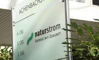 NATURSTROM AG: Spitze in puncto ökonomischer Nachhaltigkeit