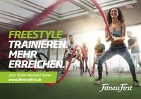 Fitness First entscheidet sich für demodern
