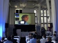 Modernste Beleuchtungs-, Beschallungs- und Videotechnik aus München-Forstinning ermöglicht Live-OP im Tagungsraum