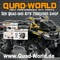 Quad World.de Ihr Quad Shop | ATV Shop für Quad ATV Zubehör wie Quad Reifen und Quad Felgen Schneeschilder und Salzstreuer