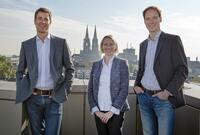 """3. Platz für BetterDoc beim """"Kopf schlägt Kapital""""-Wettbewerb des Entrepreneurship Summit 2013 in Berlin."""