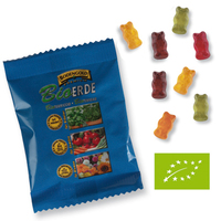 Bio-Gummibärchen als Werbeartikel voll im Trend!