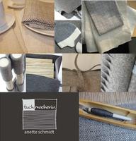 Handgewebtes Design und Filz - Mode- und Wohnaccessoires made in Germany
