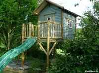 Das hochwertige Stelzenhaus im nordischen Stil nach Maß