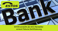 Unified Communications-Lösung von ESTOS erreicht erneut Fiducia Zertifizierung