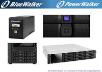 BlueWalker GmbH kündigt Kompatibilität Ihrer PowerWalker USV´s mit ASUSTOR  NAS an