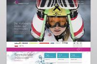 Anna Fenninger startet mit neuer Website in die Saison