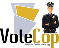 VoteCop deaktiviert vorerst seinen Onlinedienst
