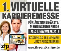 1. Virtuelle Karrieremesse für Ärzte und Medizinstudenten öffnet mit Unterstützung der Werbeagentur nes media