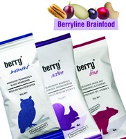 stylisch - gesund - lecker - naschen:  Berry moment