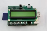 PiFace Control & Display vereinfacht Bedienung des Raspberry Pi