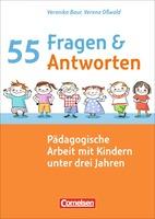 """""""55 Fragen & Antworten"""" rund um Kita und Kinder: Neue Ratgeber-Reihe für Erzieher/innen"""