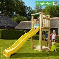 Schnell und einfach  eine Spielanlage für den Garten