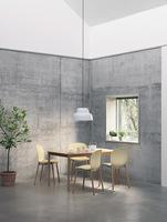 Skandinavische Stuhlkollektion RBM Noor für Wohn- und Esszimmer