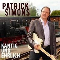 Patrick Simons - sein neues Album - Kantig und ehrlich