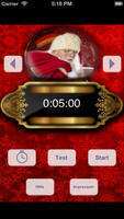 """Eine App für Eltern, die den """"echten"""" Weihnachtsmann oder das """"echte"""" Christkind die Geschenke bringen lassen - als Illusion zum Hören"""