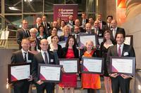 European Business Awards: Auszeichnung für die 25 besten deutschen Unternehmen