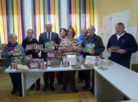 Großzügige Spende: Baur unterstützt die Tafel Burgkunstadt