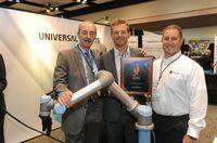 """""""Jahr der Awards"""" für Universal Robots"""