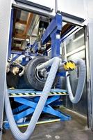 Die Straße im Labor: Internationale Spezialisten für Radprüftechnik diskutieren die Zukunftstechnologie Kunststoffrad